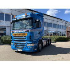 седельный тягач Scania R 480