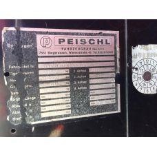 Подвижный пол Peischl ESPO 2008