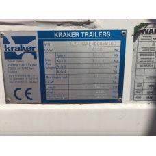 Подвижный пол Kraker KO-15-30 O4/DA