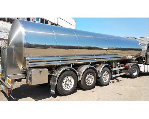 Пищевая цистерна MAGYAR SR34B2