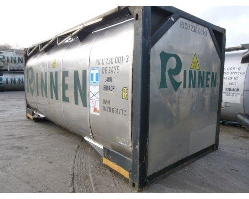 Танк-контейнер RICU 230001-3