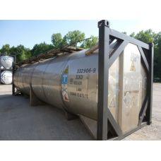 Танк-контейнер RICU Rinnen 332 906-9