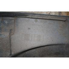 DAF Корпус подножки правой 1656912