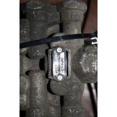 Кран защитный 4-х контурный GMP 4162 H