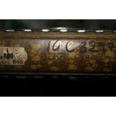 Теплообменник отопления салона Behr 9245871506