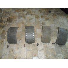 Volvo  тормозные колодки 2058005200