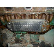 Volvo 8130186 Радиатор масляный