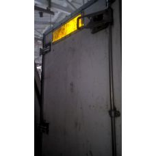 Lecinena 234987  Ворота полуприцепа